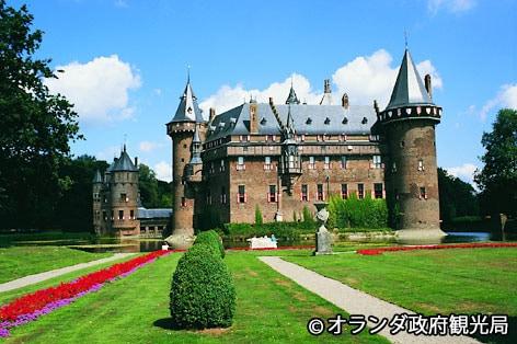 デ・ハール城(オランダ)