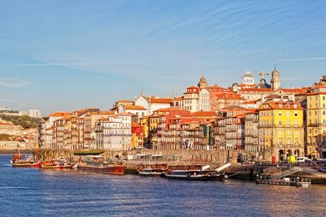 添乗員同行の旅 スペイン・ポルトガル ポルト