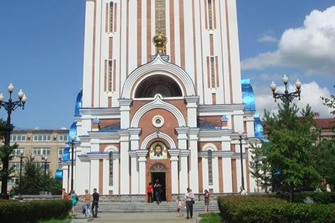 ウスペンスキー教会