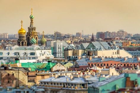 サンクトペテルブルク市内/イメージ