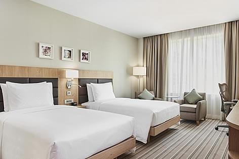 ドバイ利用ホテル客室一例