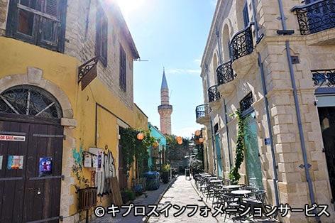 リマソル旧市街
