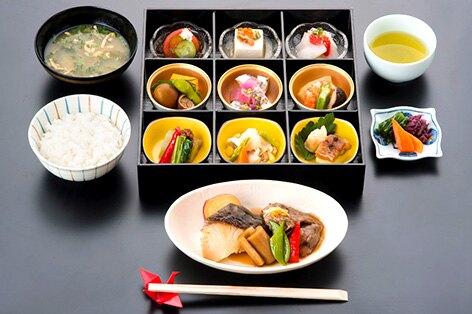 機内食 和食一例